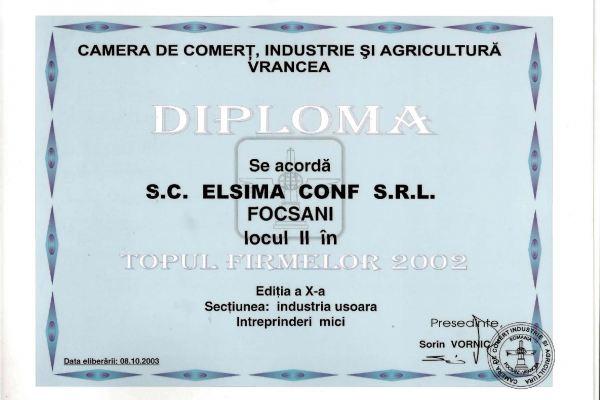 Diploma 2003
