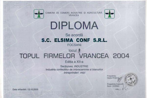Diploma 2004
