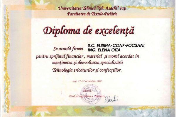 Diploma 2005